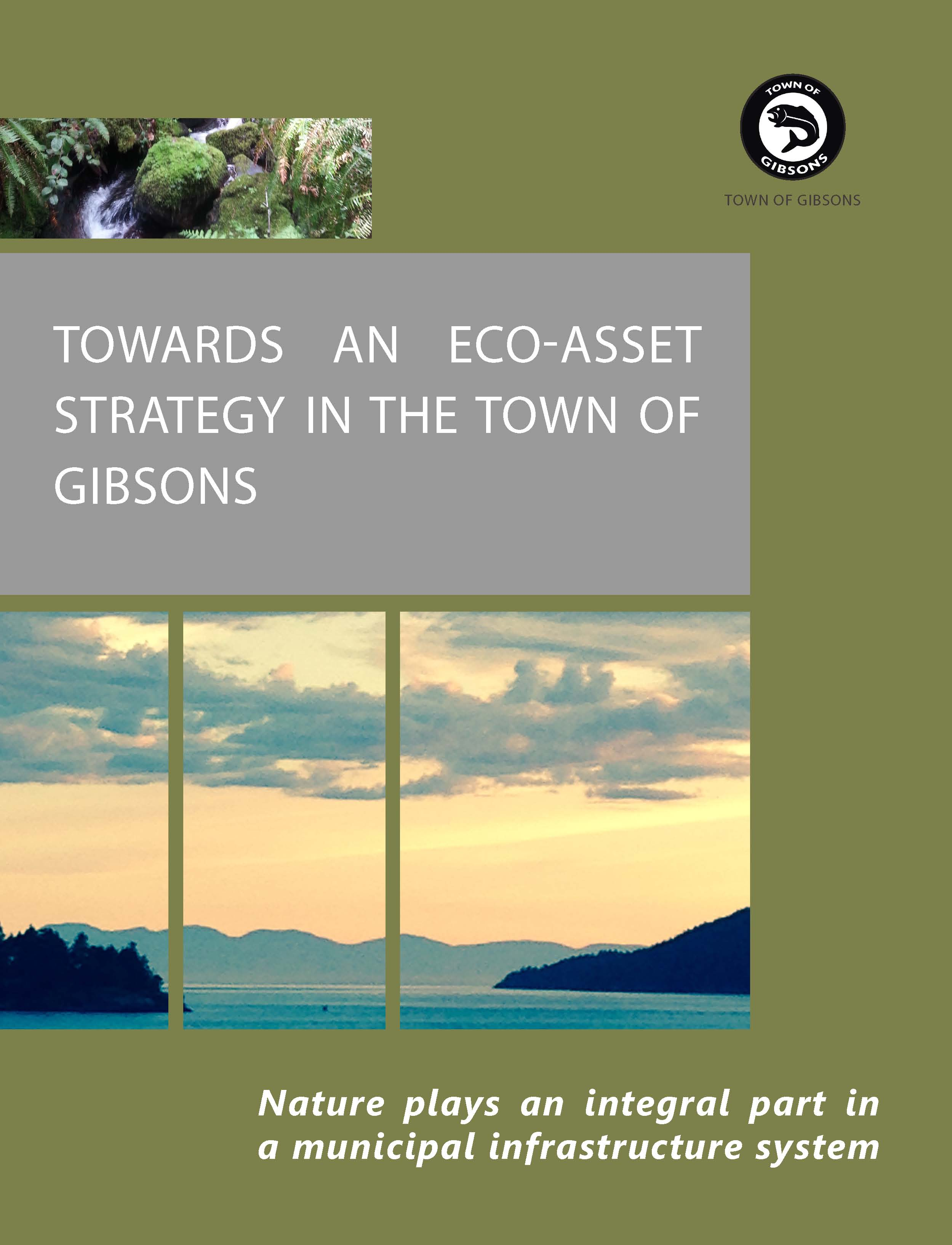 Town of Gibsons_Eco-Asset Strategy_cover