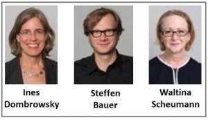 German Development Institute_team
