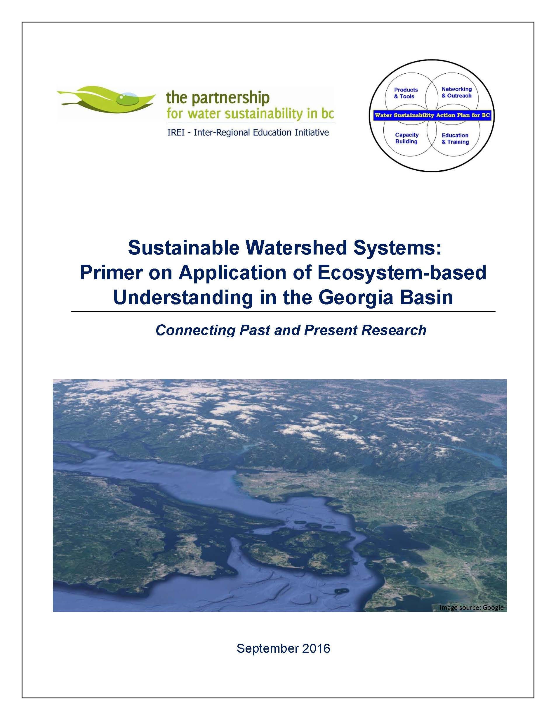 """The Primer is written to help multiple audiences – whether elected, technical or stewardship – ask the right questions and ensure that """"science-based understanding"""" is applied properly and effectively to implement on-site practices that restore the hydrologic integrity of watersheds and protect creeks. To download a copy, CLICK HERE."""
