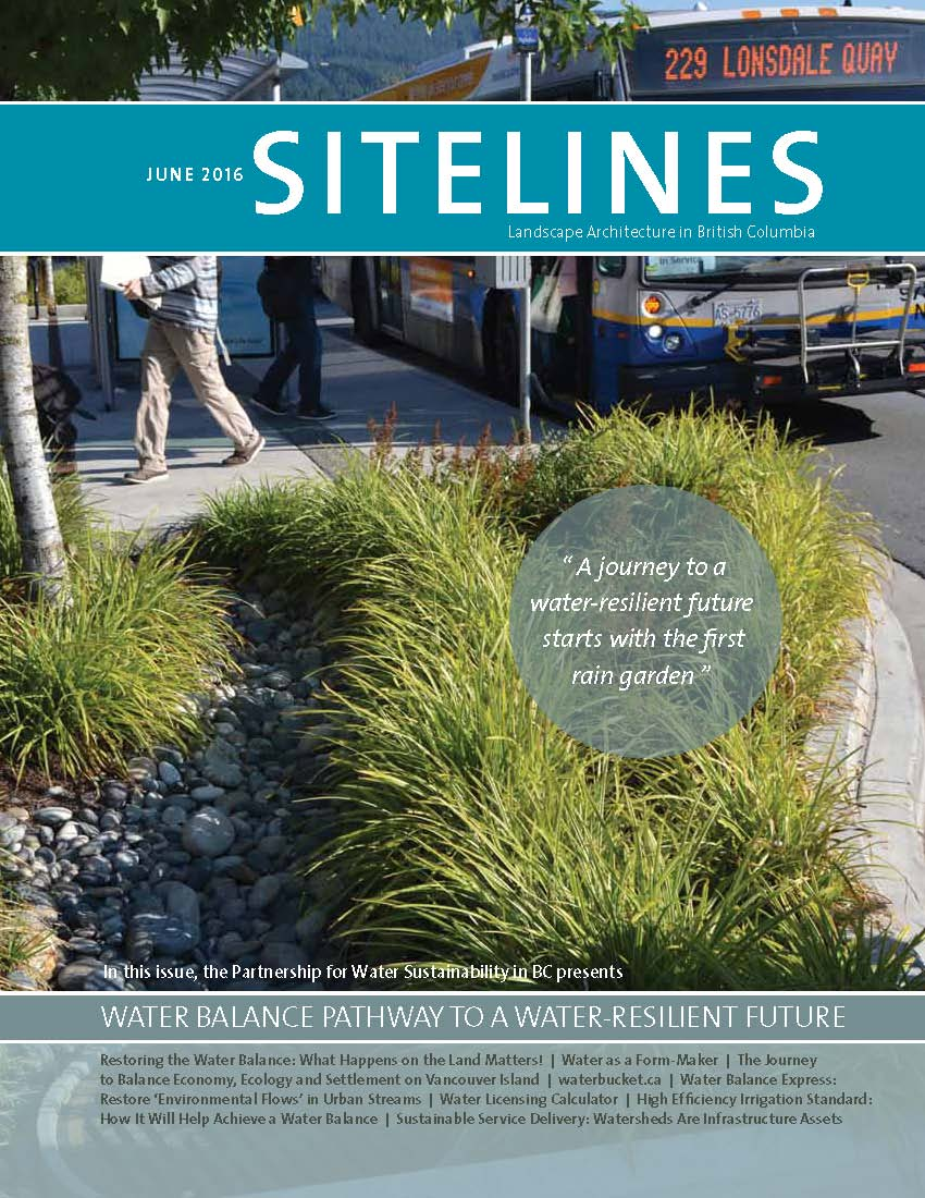 Water Balance Pathway to Water-Resilient Future_June2016_cover